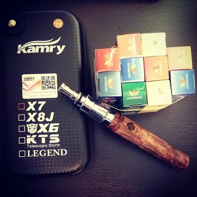 kamry x7