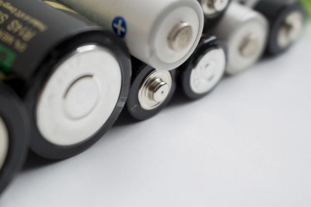 電子タバコ(VAPE)バッテリー