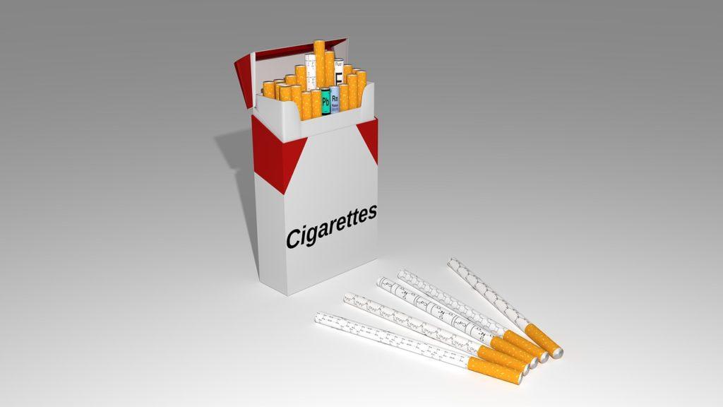 タバコ味リキッド