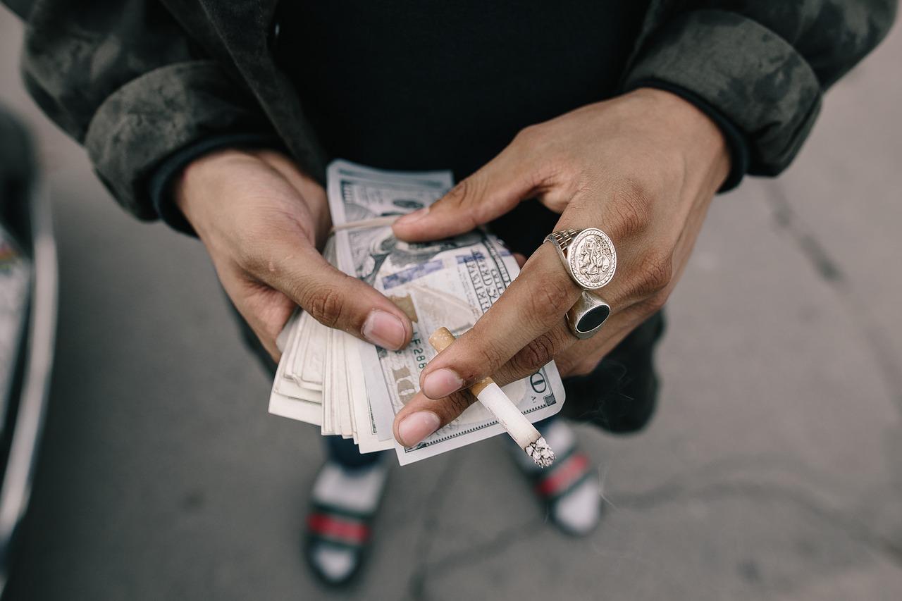 タバコ税が上がる