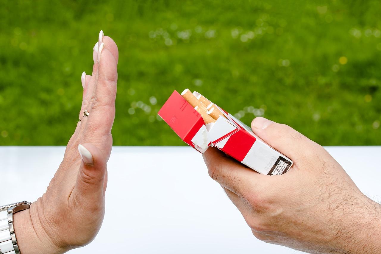 タバコの料金が上がる