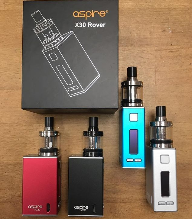 x30 rover kit